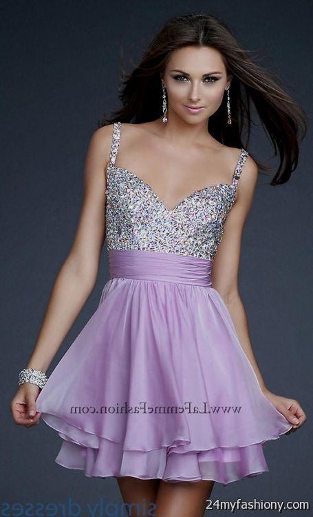 lavender party dresses 2016-2017   B2B Fashion