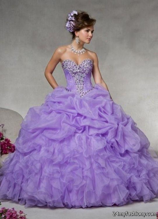 Light Purple Prom Dresses