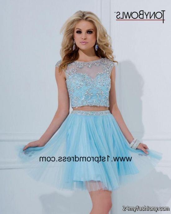 light blue summer dress 2016-2017 » B2B Fashion