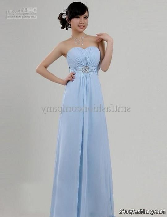 Light Blue Dresses For Weddings - Wedding Dress Ideas