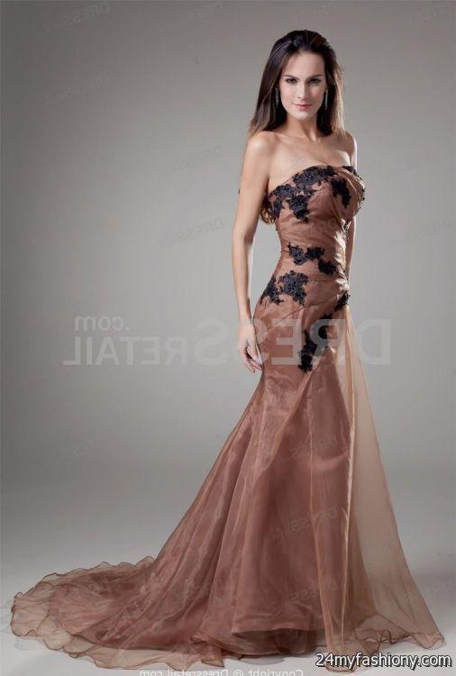 Light Colored Long Prom Dresses