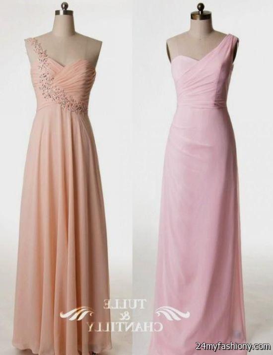 light coral bridesmaid dresses 20162017 b2b fashion