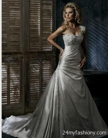 light gray wedding dress light grey wedding dress 2016 2017 b2b fashion 5523