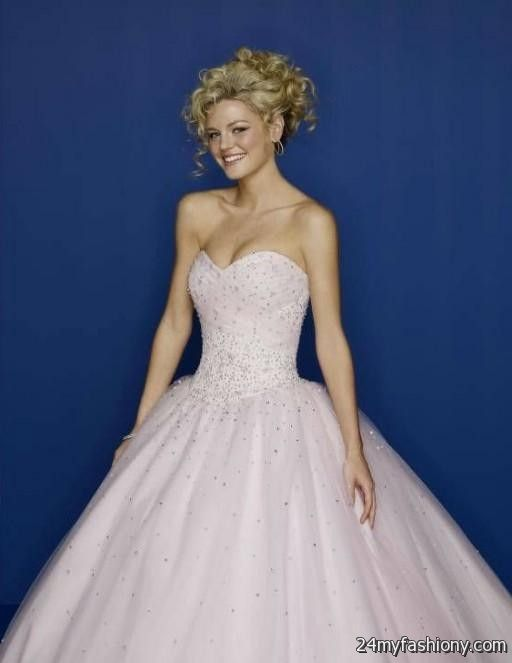 light pink ball gowns 2016-2017 » B2B Fashion