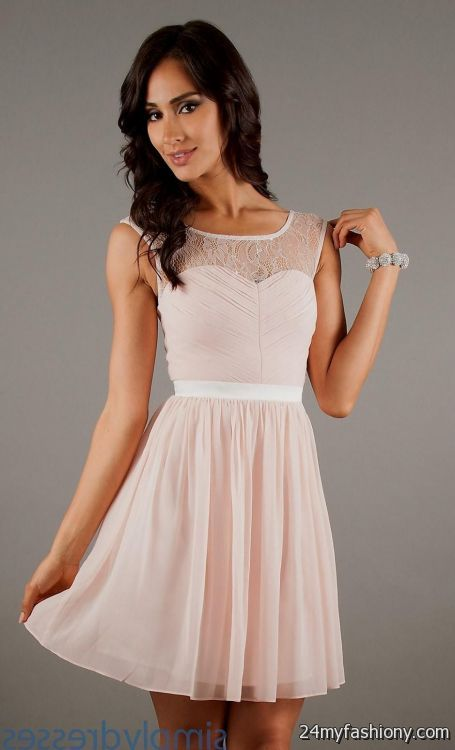 light pink casual dresses 20162017 b2b fashion