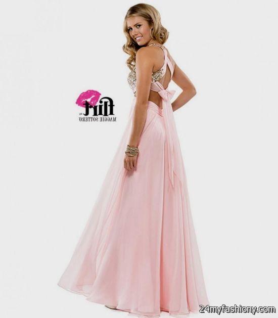 light pink prom dresses 20162017 b2b fashion