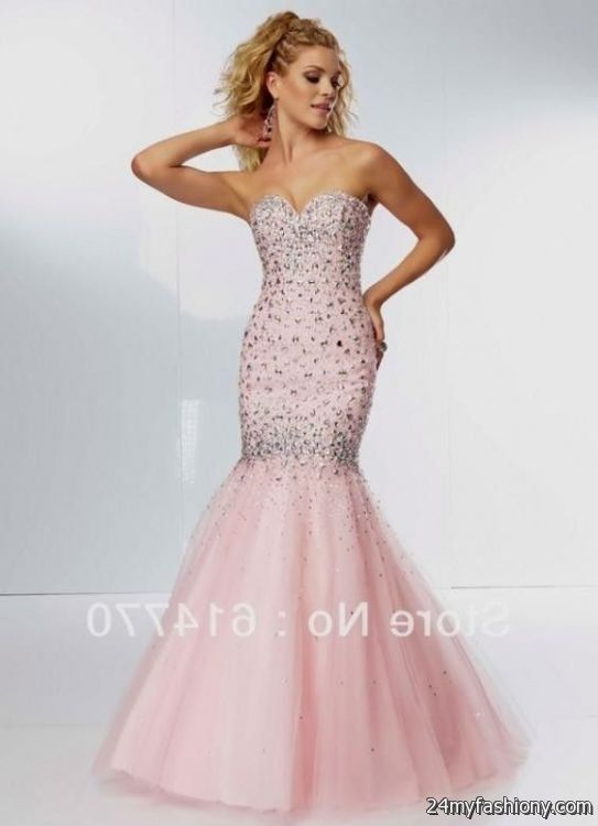 light pink prom dresses 20162017 b2b fashion