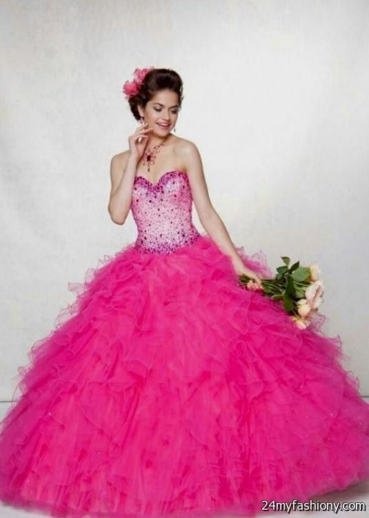 Light pink quinceanera dresses tumblr 2017