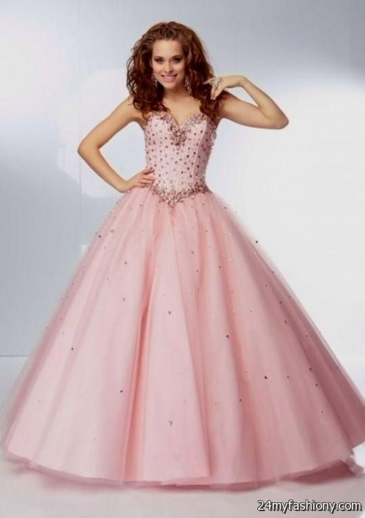 light pink quinceanera dresses tumblr 2016-2017 | B2B Fashion