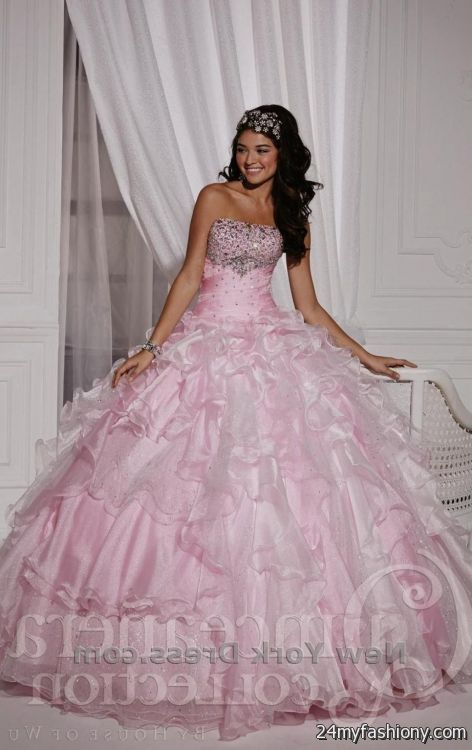 45738f41022 You can share these light pink quinceanera dresses tumblr on Facebook