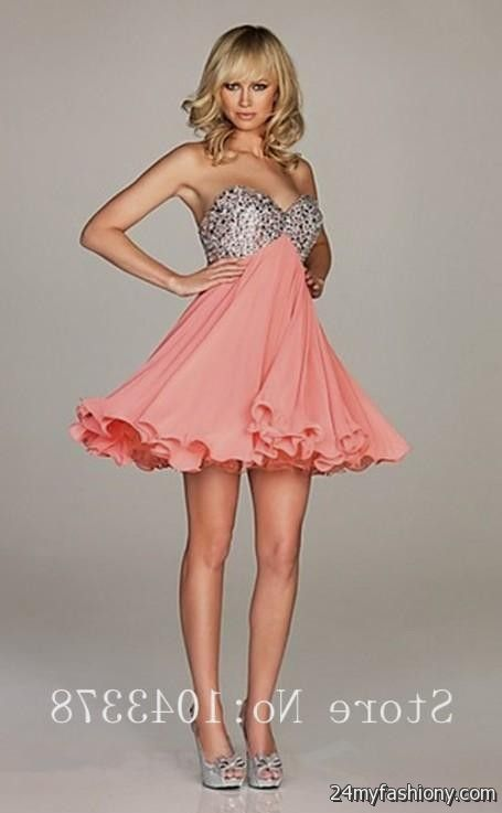 light pink semi formal dresses 2016-2017 » B2B Fashion