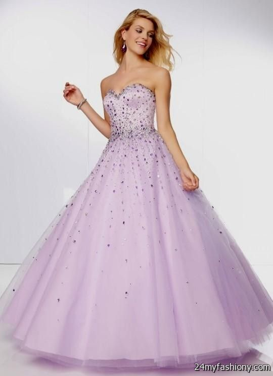 light purple ball gowns 2016-2017 » B2B Fashion