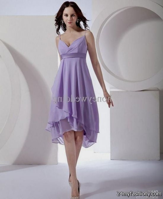 Light Purple Bridesmaid Dresses With Sleeves 2016 2017 B2b Fashion