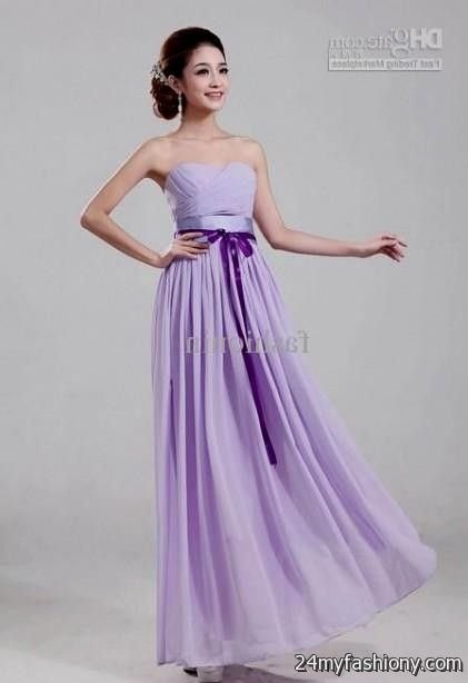 light purple bridesmaid dresses with sleeves 20162017