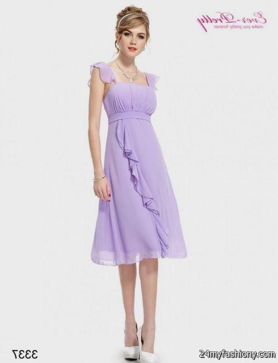 light purple cocktail dresses 2016-2017 » B2B Fashion