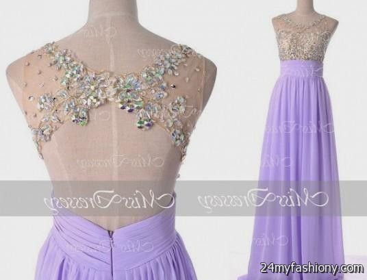 light purple lace bridesmaid dresses 2016-2017 » B2B Fashion