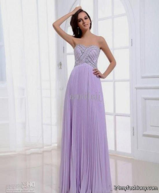 light purple lace prom dress 2016-2017 » B2B Fashion
