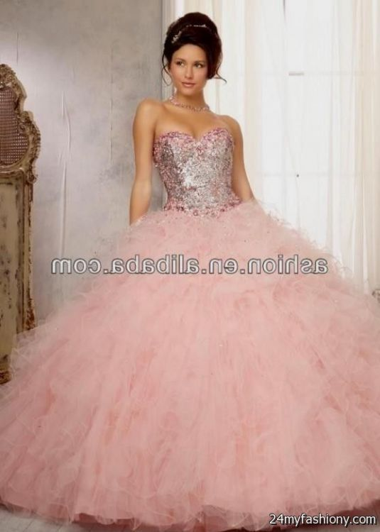 light purple puffy quinceanera dresses 2016-2017 | B2B Fashion