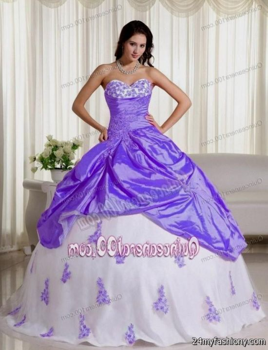 light purple quinceanera dresses with straps 2016-2017 » B2B Fashion