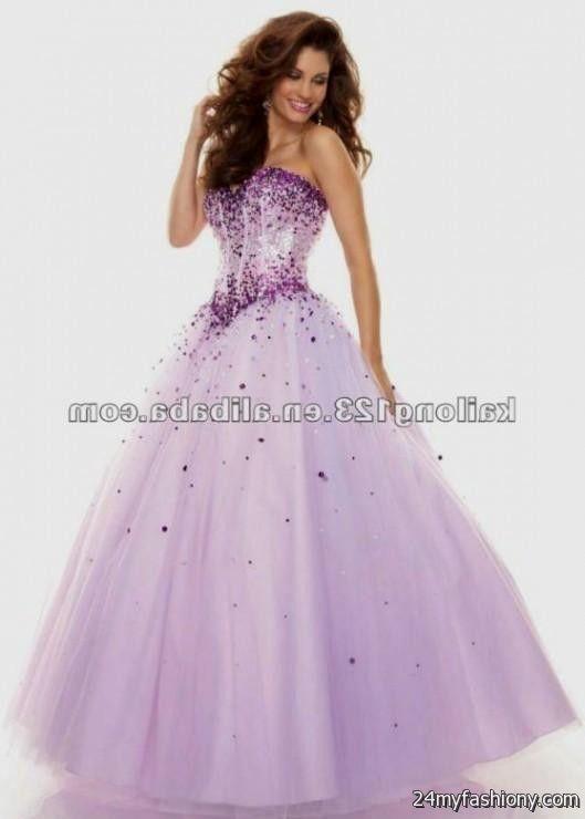 light purple sparkly prom dresses 2016-2017 » B2B Fashion
