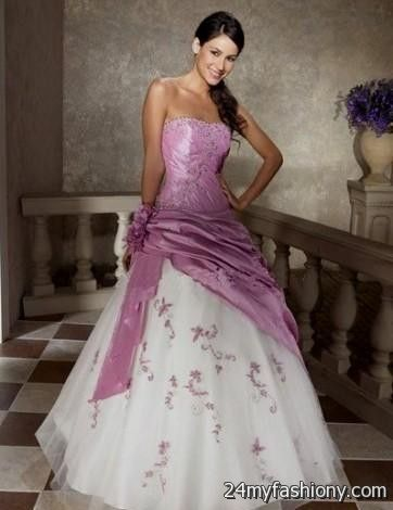 Light Purple Wedding Gowns 2016 2017 B2b Fashion
