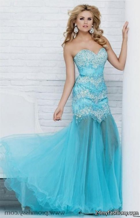 025bb875211 light teal prom dresses looks