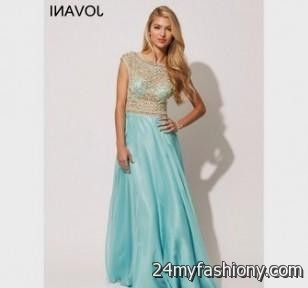 39fd1a3d219 You can share these light teal prom dresses on Facebook
