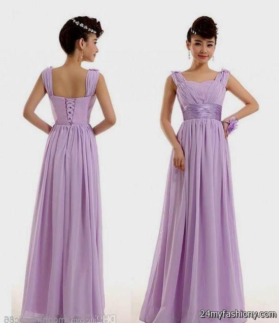 lilac lace bridesmaid dress 2016-2017 » B2B Fashion