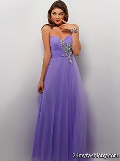 lilac prom dresses 2016-2017 | B2B Fashion
