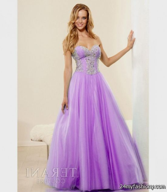 lilac prom dresses 2016-2017 | B2B Fashion