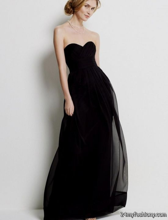 long black bridesmaid dresses under 100 2016-2017 » B2B Fashion