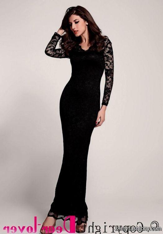Turmec » black long sleeve dress juniors 1d75234ff