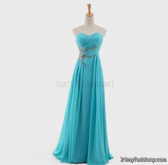 Long Blue Prom Dresses Under 100 Dollars - Boutique Prom Dresses