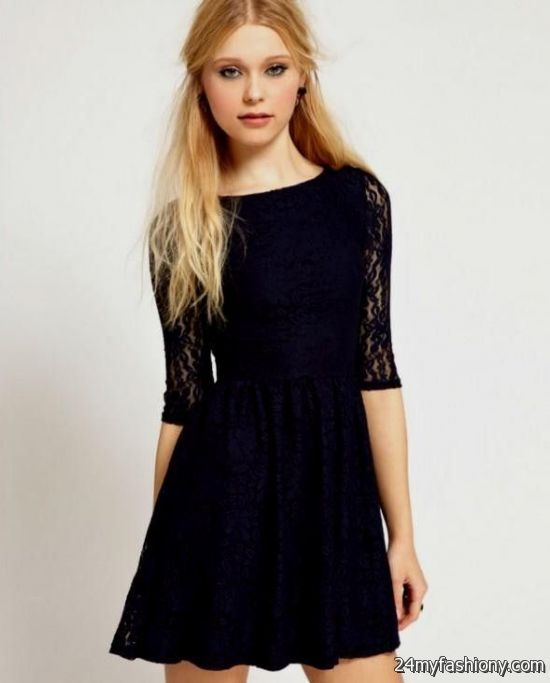 Long Sleeve Dresses For Teenagers - Missy Dress
