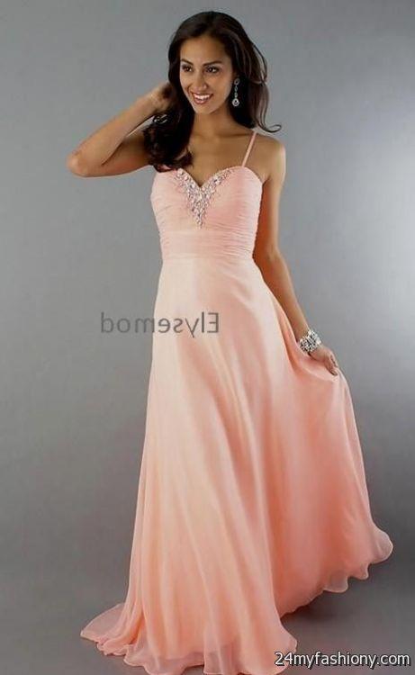 long light pink prom dresses 2016-2017 » b2b fashion