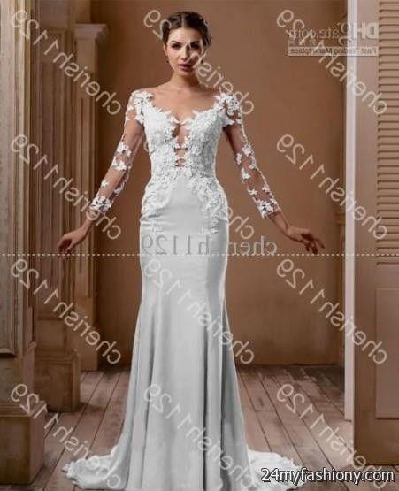 long mermaid prom dresses 20162017 b2b fashion