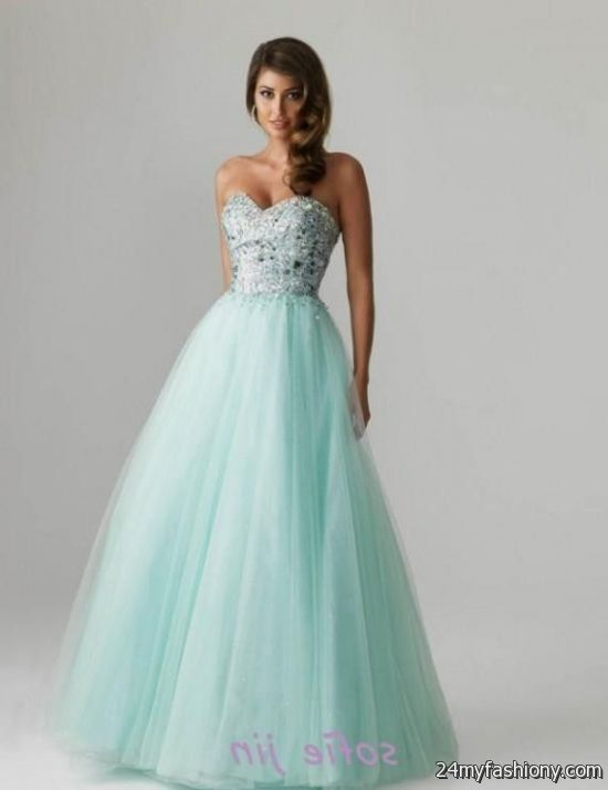 Long Junior Prom Dresses - Ocodea.com
