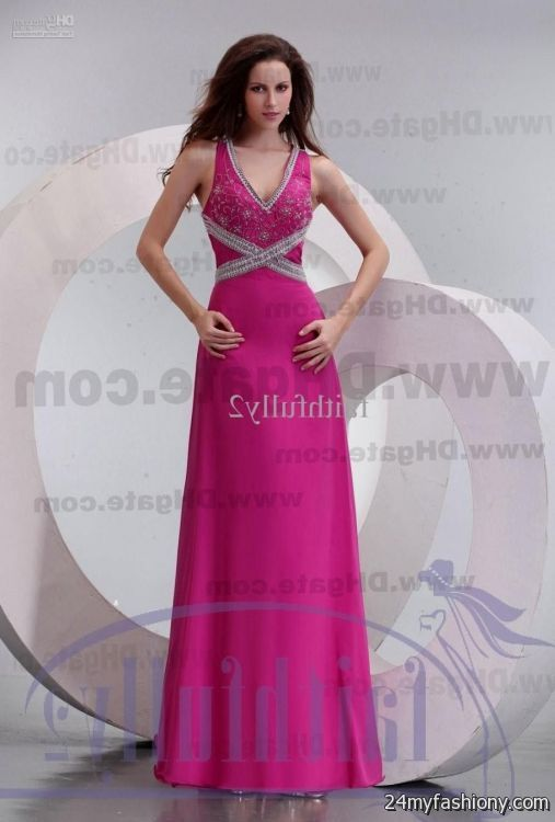 long prom dresses with thick straps 2016-2017 » B2B Fashion