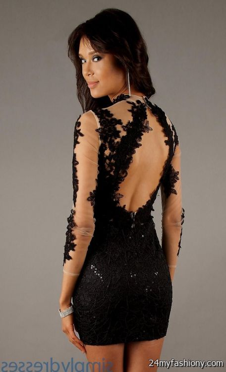b911140aa6a You can share these long sleeve black lace dress forever 21 on Facebook