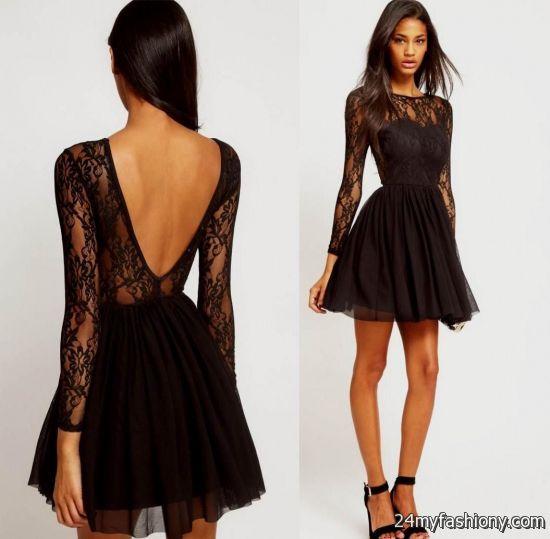 c4762c35a64c55 long sleeve short prom dresses tumblr looks