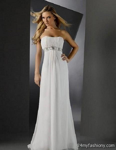 Long summer dresses for weddings