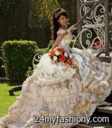 3ec9aebe2e7 You can share these mariachi quinceanera dress on Facebook