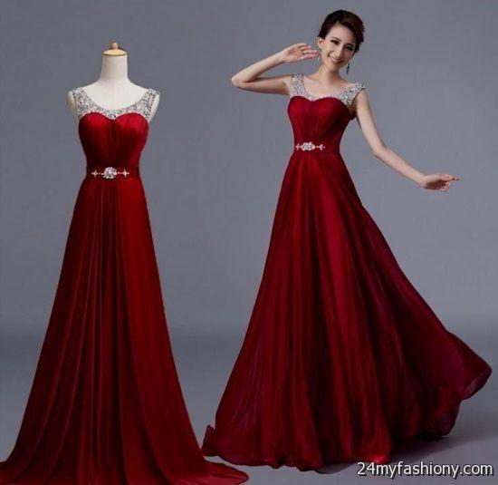 Images of Maxi Evening Dresses - Reikian