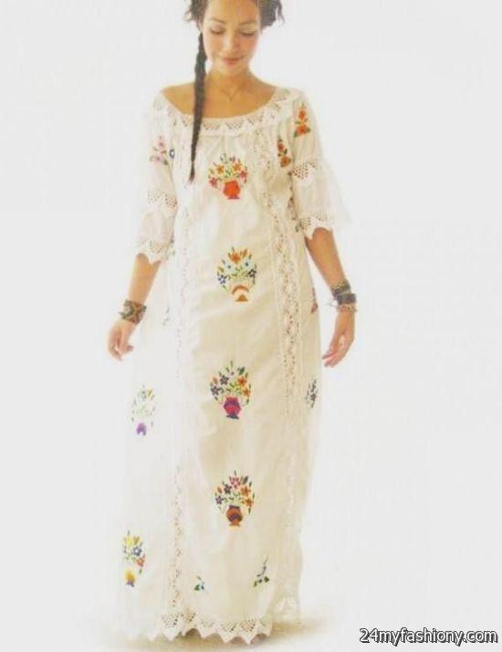 Mexican Wedding Dress Looks B2b Fashion