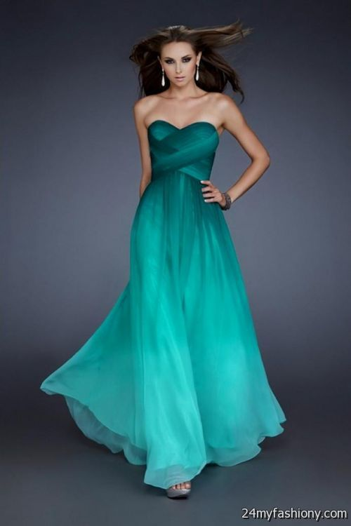 Mint homecoming dresses with straps 2017