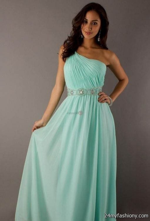 Funky Mint Colored Prom Dresses Image Collection - Wedding Dresses ...