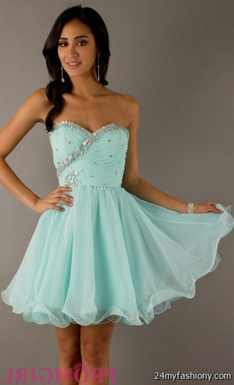 Prom dresses 2018 for teenage girls