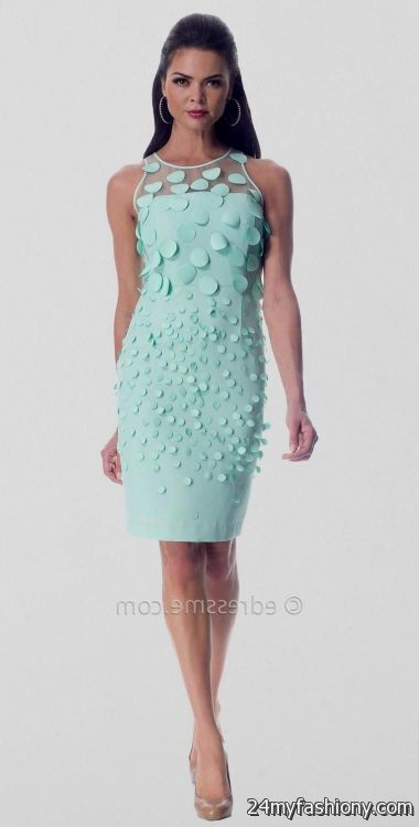 mint cocktail dress 20162017 b2b fashion