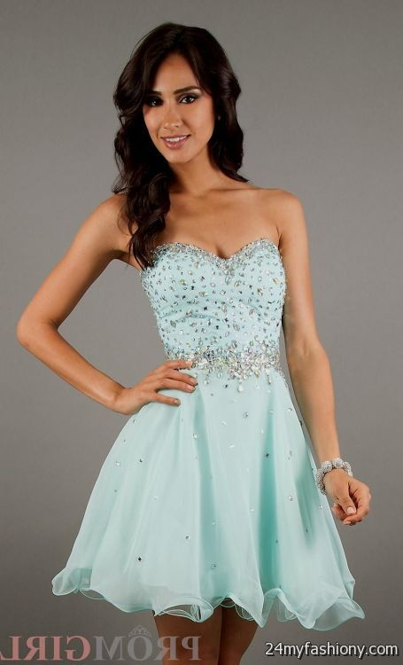 mint green homecoming dresses 2016-2017 | B2B Fashion