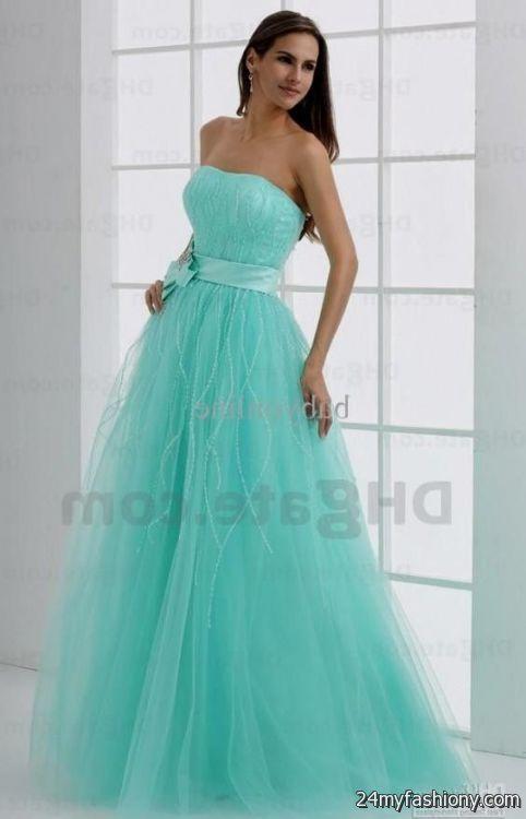 Mint Green Prom Dress 2013 mint green prom dress ...